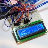 【Arduino】非接触温度センサをつなげてみる
